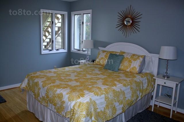 中惠香樟绿洲现代风格次卧室装修设计