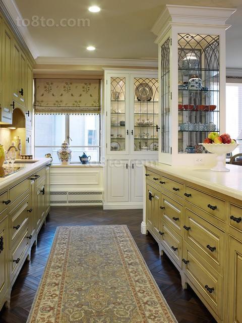 2014最新小户型厨房装修设计效果图