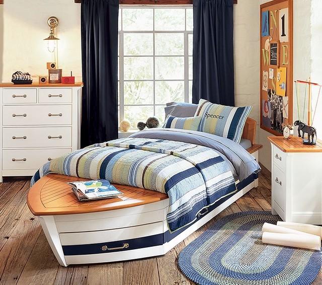 地中海风格儿童卧室装修效果图片