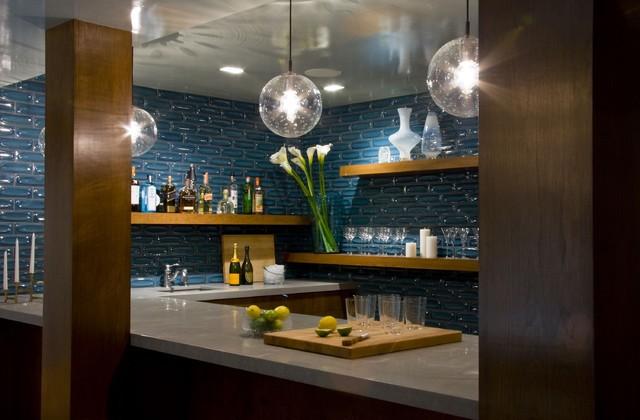 室内装修地中海风格餐厅