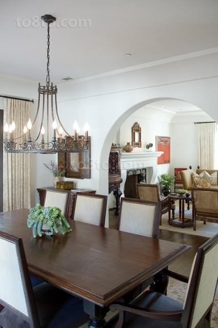 地中海餐厅装修设计