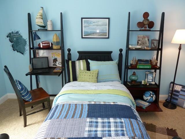 室内装修地中海风格卧室