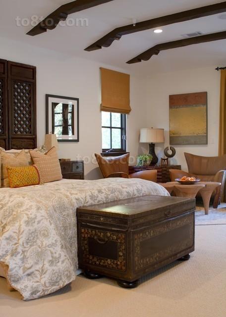 地中海卧室装修设计