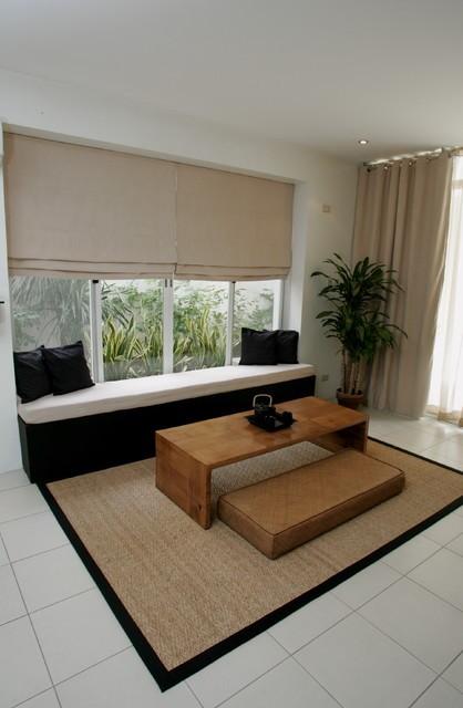 精选89平米混搭小户型客厅装修图