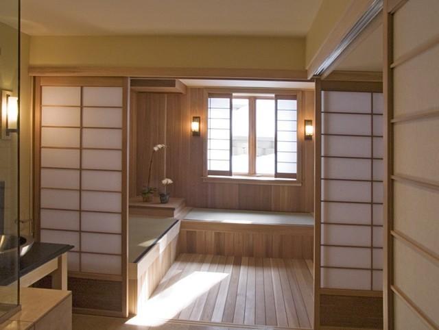 小户型卫生间混搭装饰图片