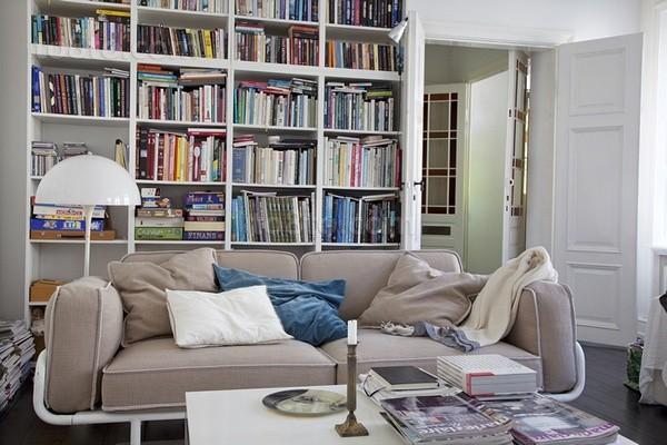 小户型书房装修效果图大全2012