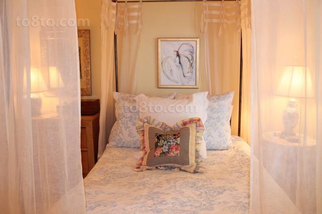 简约风格卧室装修效果图大全2014图片 卧室床头素描画背景装修图片