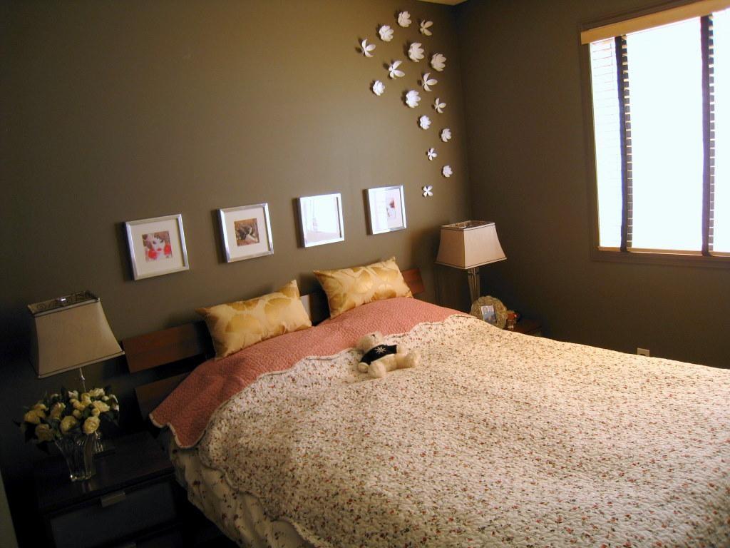 2014最新卧室装修设计 品味深沉