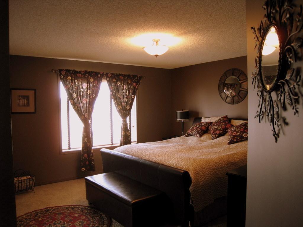 复式现代卧室装修效果图大全2014图片