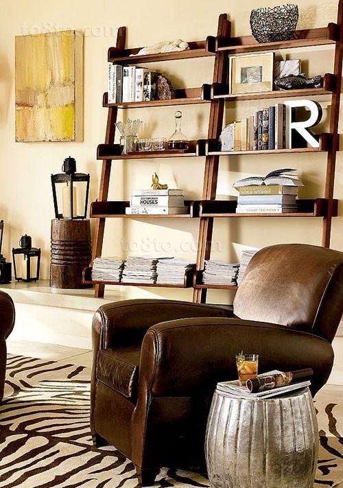小户型创意书房装修效果图大全2012图片