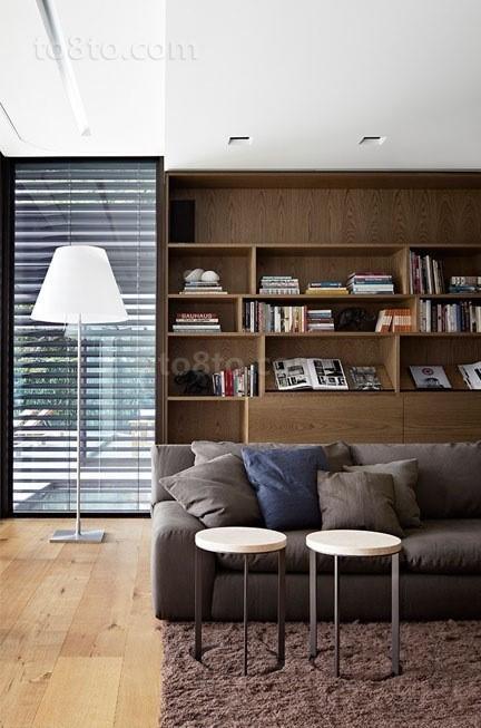 13万打造温馨现代风格客厅装修效果图