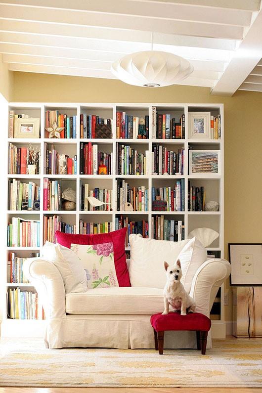 美式风格室内书房设计效果图欣赏