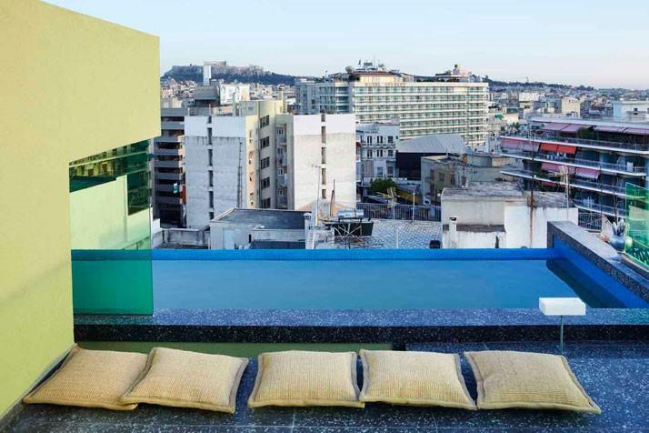 别墅图片大全 露天阳台打造浪漫的水上世界
