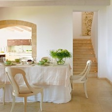 精美面积75平混搭二居餐厅装饰图片