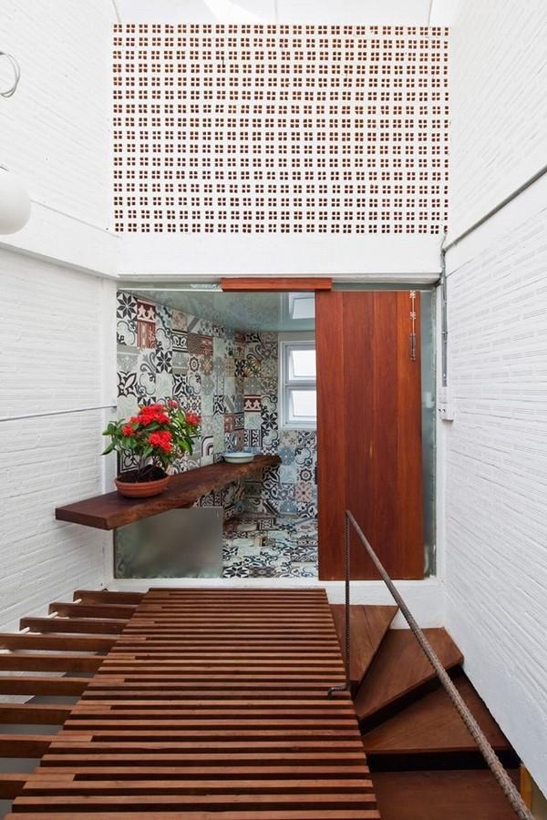 欧式乡村别墅家庭卫生间装修效果图大全2014图片