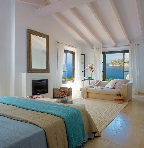 4万70平打造室内浪漫地中海风格卧室装修效果图