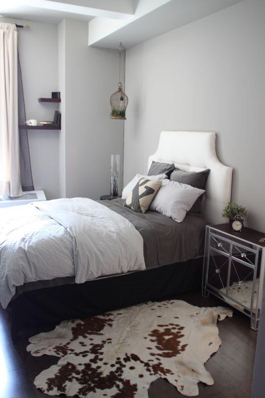 7万打造77平美式风格室内卧室设计