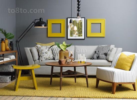 精选面积139平混搭四居客厅装修设计效果图片