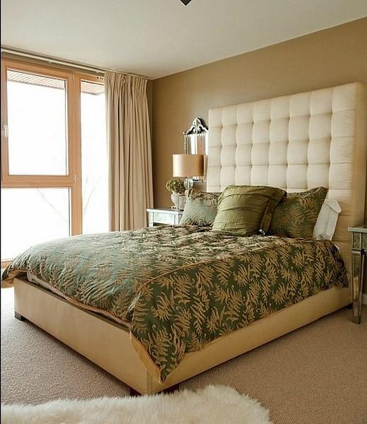精美132平米四居卧室混搭装饰图片