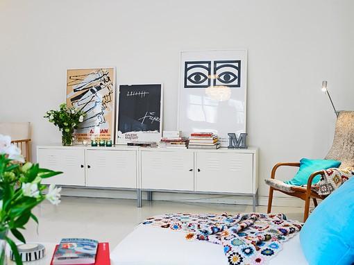 小户型客厅装修样板房