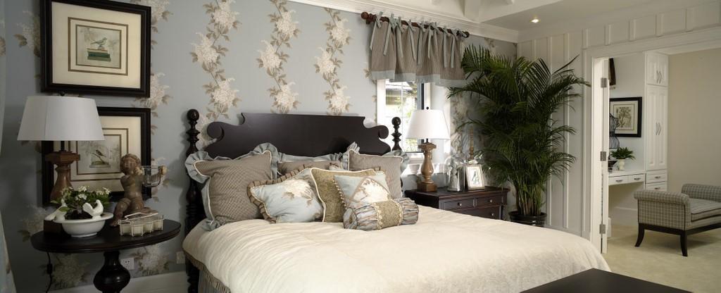 19万打造120平欧式简约卧室装修效果图