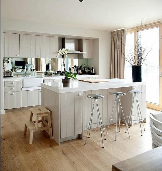 精选面积140平混搭四居厨房效果图片大全