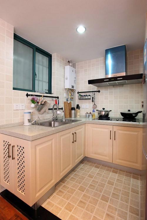 简约风格家装厨房欧式橱柜效果图欣赏