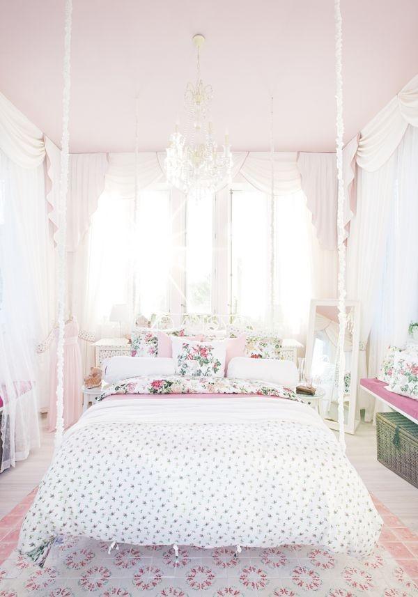 3万打造60平米田园家居风格卧室装饰
