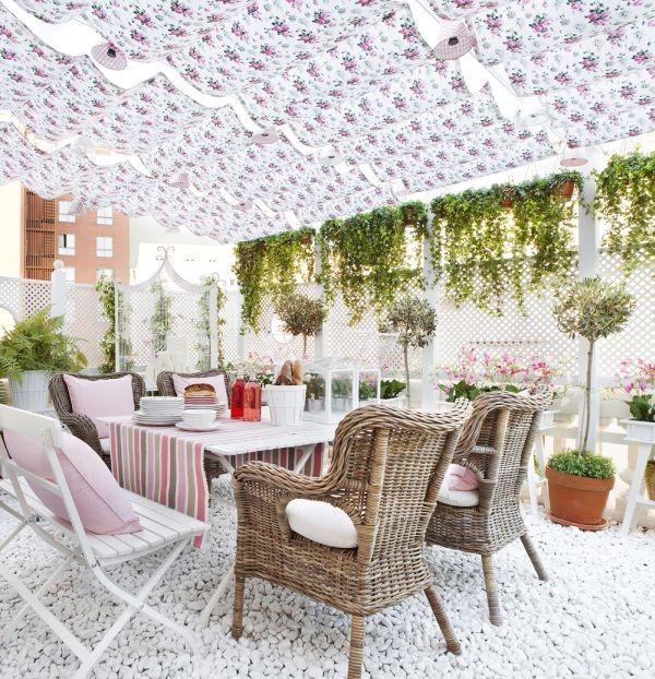 3万打造60平米田园家居风格餐厅装饰