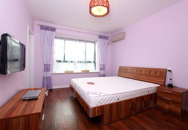 4万打造60平温馨简约风格家居卧室装饰