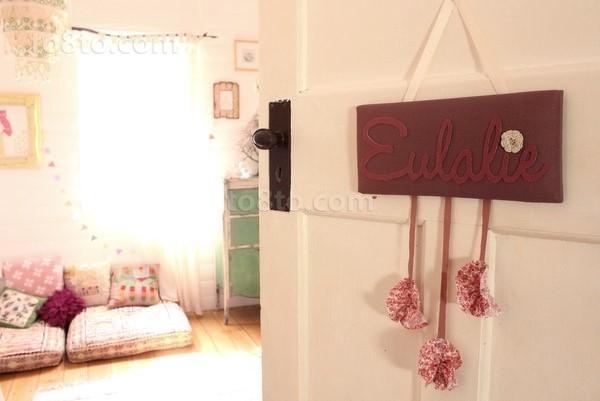 唯美灵动的儿童房装修效果图大全2013图片