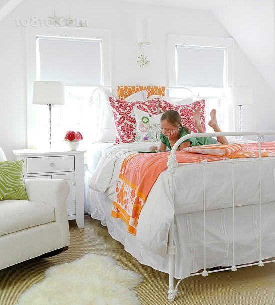 儿童卧室装修效果图大全2013图片