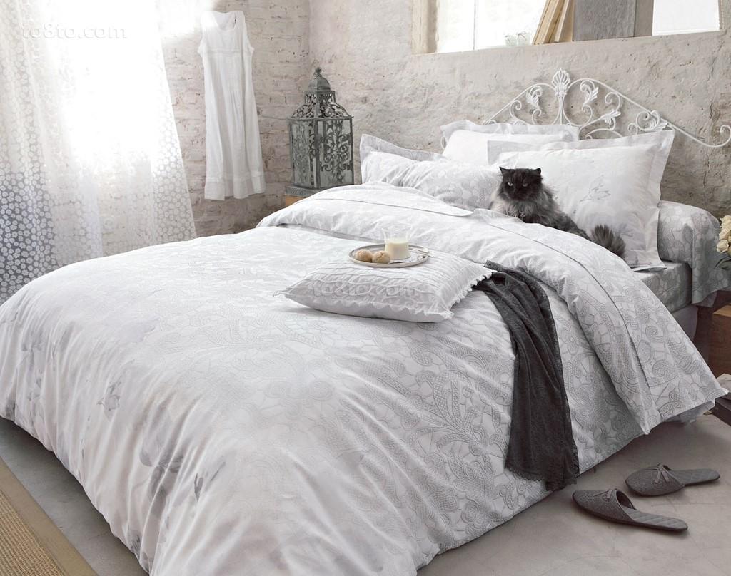 欧式简约小卧室装修效果图大全2013图片欣赏