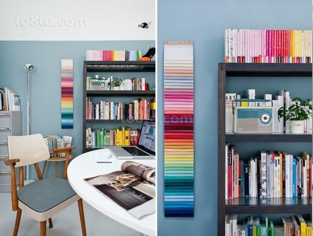 简约风格书房装修效果图大全2013图片
