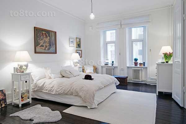简约主卧室装修效果图大全2013图片欣赏