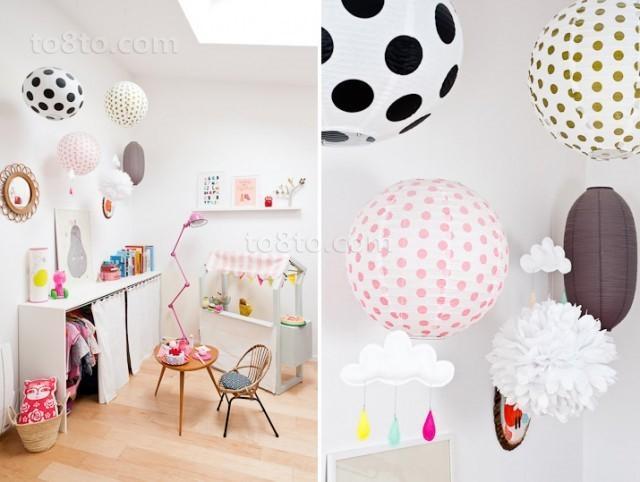 简约儿童房装修效果图大全2013图片