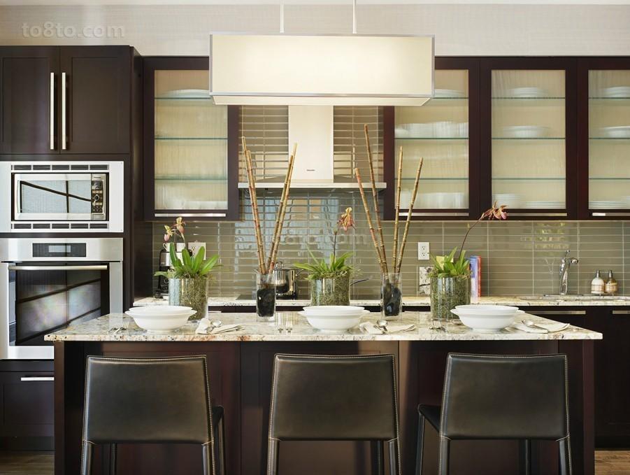 贝德福德公寓美式橱柜风格装修效果图大全2012图片
