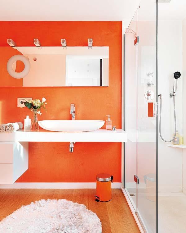 80平小户型后现代风格厕所装修效果图
