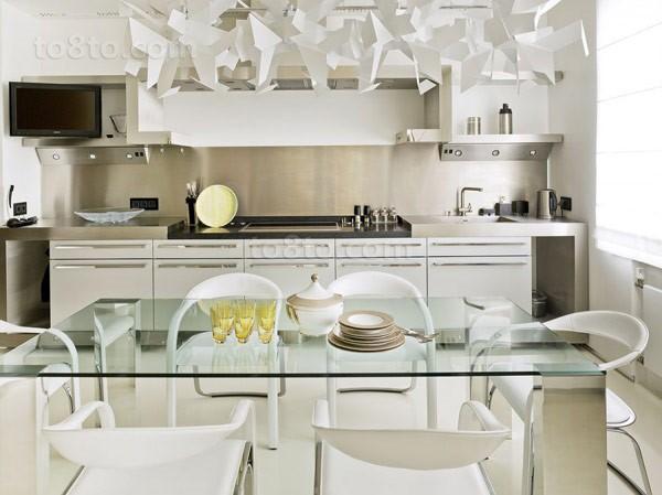 两室两厅开放式浪漫餐厅橱柜装修效果图大全2014图片