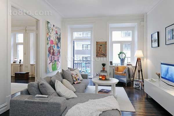 最新客厅装修效果图大全2013图片欣赏