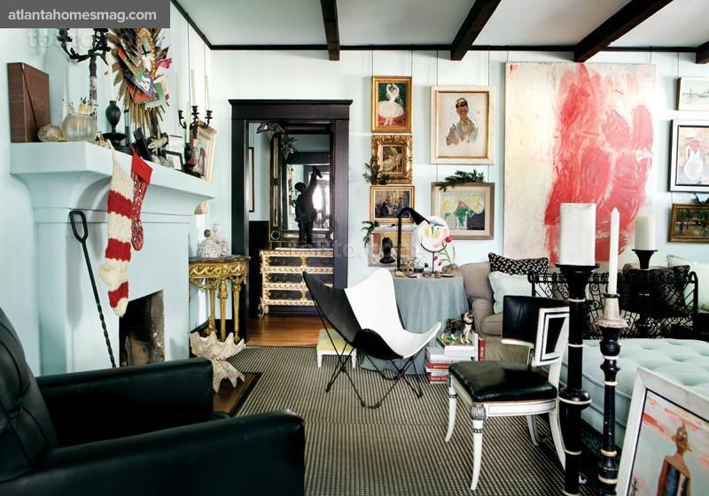 东南亚别墅客厅装修效果图大全2014图片