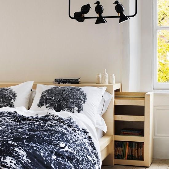 70平米小户型素雅宜人的卧室装修效果图大全2014图片
