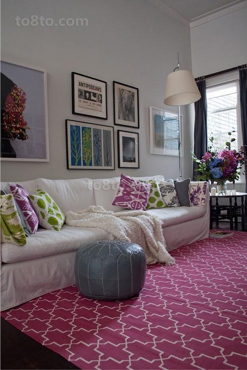 婚房小客厅装修效果图大全2012图片