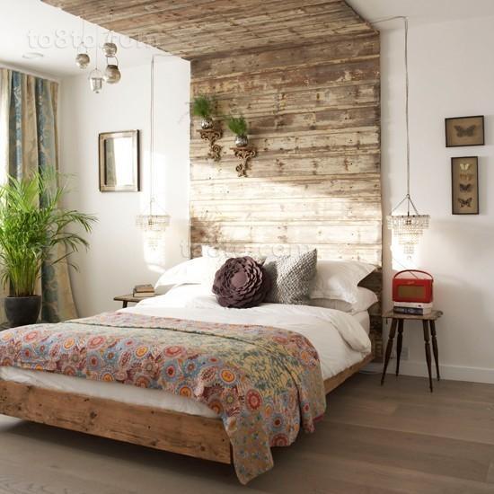 两室一厅复古韵味的卧室装吊顶修效果图大全2014图片