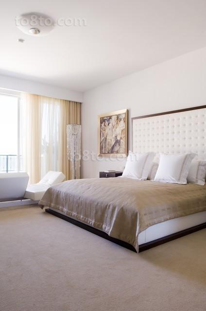 7万打造简约风格卧室装修效果图大全2014图片