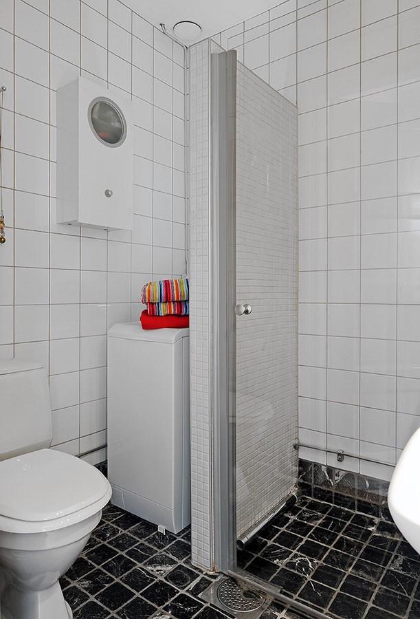 80后大爱的小户型简约卫生间装修效果图大全2012图片