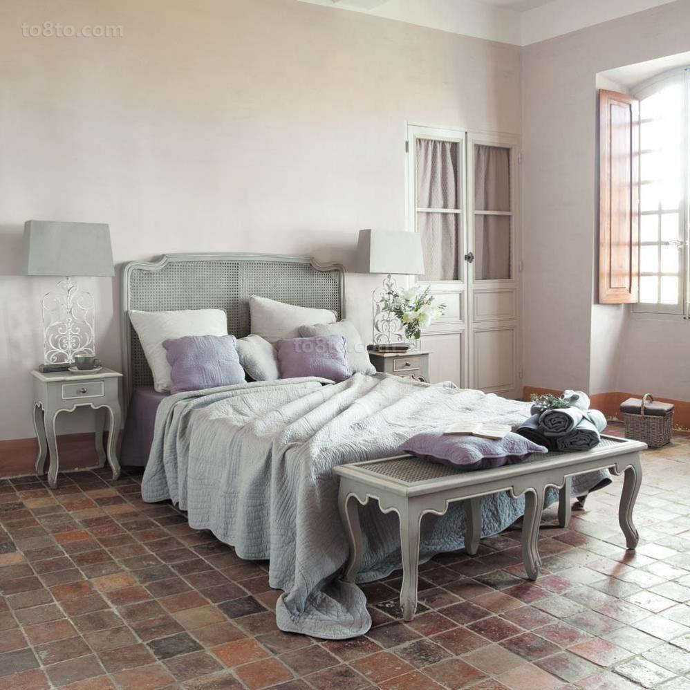 三室两厅北欧风格卧室装修效果图 素雅恬静