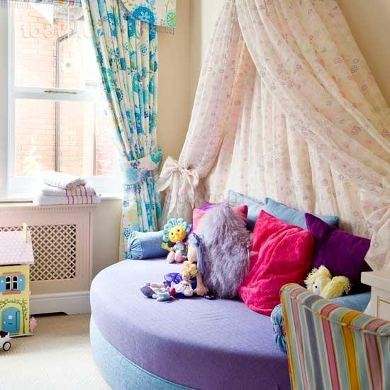 北欧小清新宝宝儿童房装修效果图