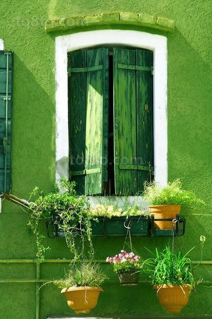小户型绿色田园风格阳台装修效果图大全2012图片