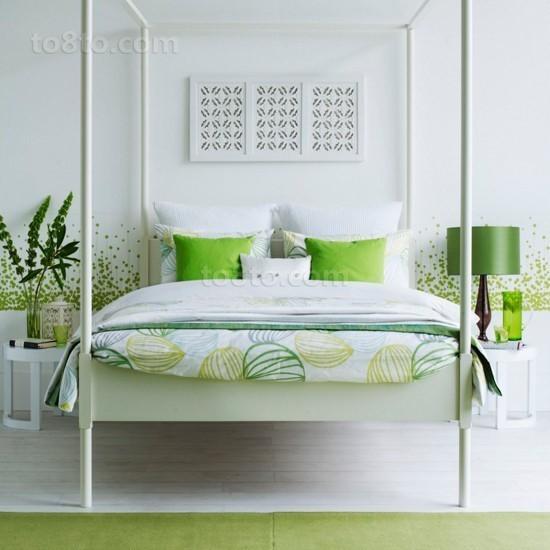 小清新卧室装修
